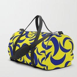Many Moons - Yellow Duffle Bag