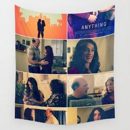 Anything (Matt Bomer Movie) Wall Tapestry