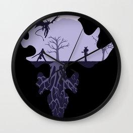 S. Leonhart Wall Clock