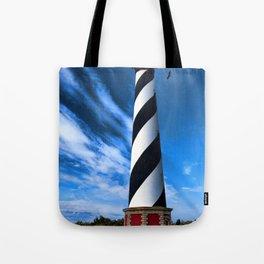 Cape Hatteras Light Tote Bag