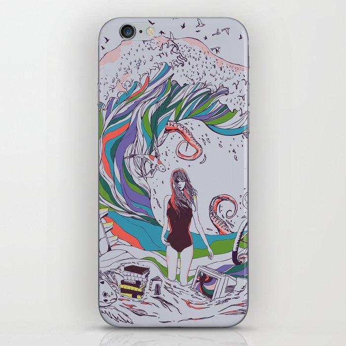 Ocean Myths iPhone Skin
