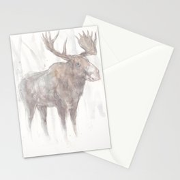 Tin Crown Stationery Cards