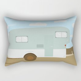 Slow Down Rectangular Pillow