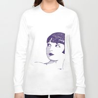 deco Long Sleeve T-shirts featuring Deco by Addison Karl