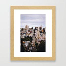 Frisco Framed Art Print