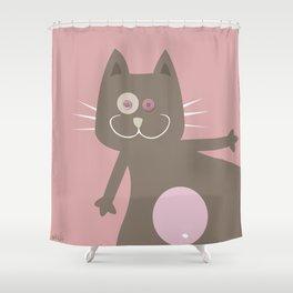 Cattisha Shower Curtain