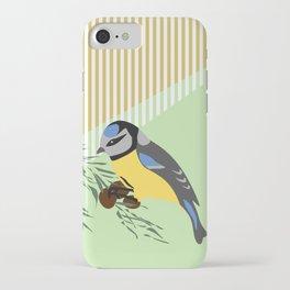 two birds in harmonie iPhone Case