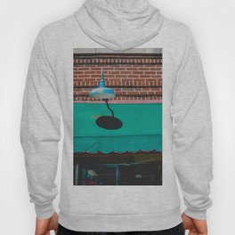 Outdoor Lighting and Awning Short North Arts District Ohio Hoody