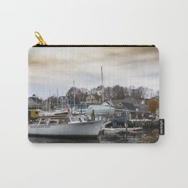 Kennebunkport Habor  Carry-All Pouch
