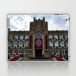 Fordham University Commencement Keating Hall Laptop & iPad Skin