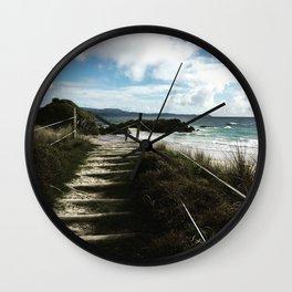 Journey Wall Clock