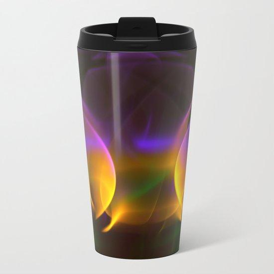 Heat Metal Travel Mug