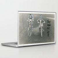 donnie darko Laptop & iPad Skins featuring Donnie Darko by Little Francis
