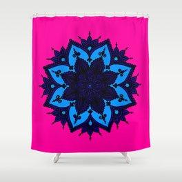 Kids Mandala Shower Curtain