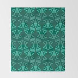 Op Art 51 Throw Blanket