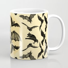 Bats Pattern Coffee Mug