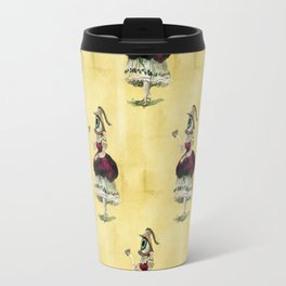 Female Eye Travel Mug