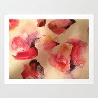 Floral.2 Art Print