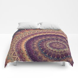 Mandala 541 Comforters
