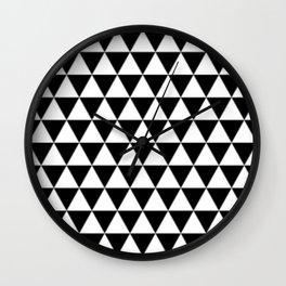 Infinite BW Wall Clock