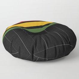 Reggae Nights Floor Pillow