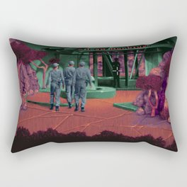 I am Morbius Rectangular Pillow