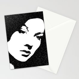 Vivien Leigh Face Stationery Cards