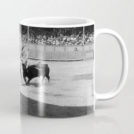 Torero black white Coffee Mug