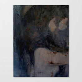 some ghosts linger Canvas Print