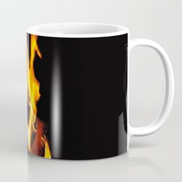 Screaming Fire Coffee Mug