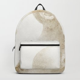Bald Lady - 4 Backpack