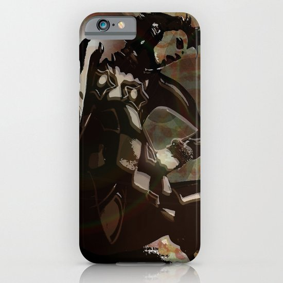 sexy woman iPhone & iPod Case