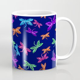 Dragon fly pattern Coffee Mug