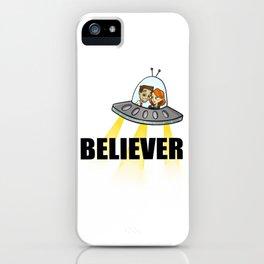 Believer iPhone Case