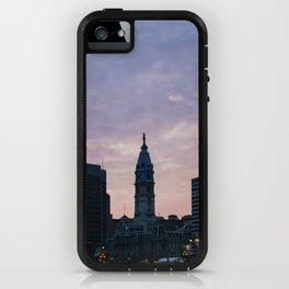 Philadelphia Sunset iPhone Case