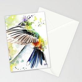 Hummingbird 3 Stationery Cards