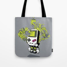 Pixel Dreams Tote Bag