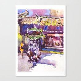 20150810 Thian Hock Keng Canvas Print