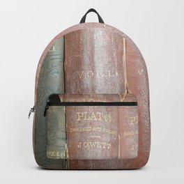 Antique books Backpack