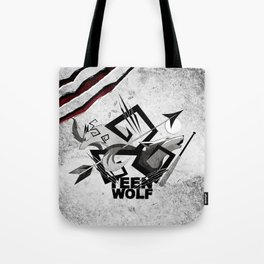 Teen Wolf: Part of the Pack Tote Bag
