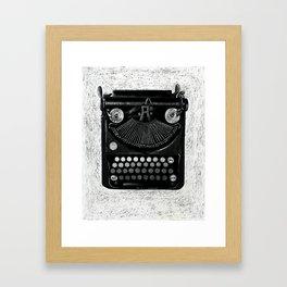 Perfect Escape Framed Art Print