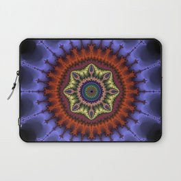 Fractal Star Laptop Sleeve