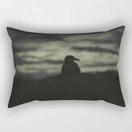 Sunset Bird 2 Rectangular Pillow