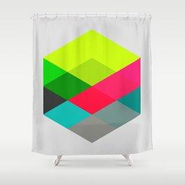 Hex series 3.2 Shower Curtain