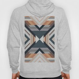 American Native Pattern No. 212 Hoody