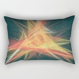 Big Bang Chaos Rectangular Pillow