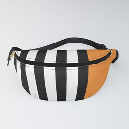 Liquorice allsorts, orange Fanny Pack