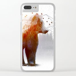 A Wilderness Within / Bear Clear iPhone Case