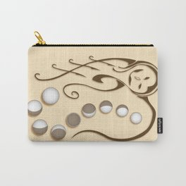 Brother Owl, Sister Moon Carry-All Pouch