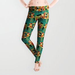 Toucan Leggings